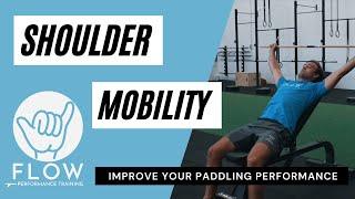 Shoulder Mobility for Surfers