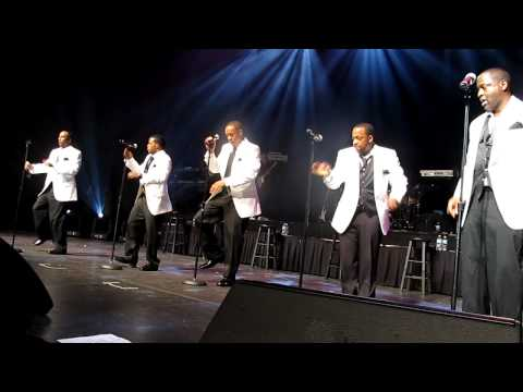 New Edition New Years Eve Detroit, MI 12/31/2011