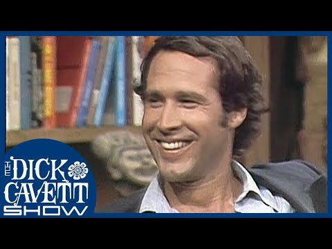 Chevy Chase Talks Cocaine Parties  The Dick Cavett