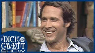 Chevy Chase Talks Cocaine Parties | The Dick Cavett Show