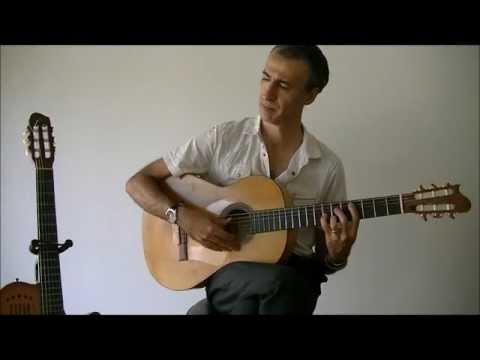 Spanish Guitar Flamenco Buleria Eric Pérez