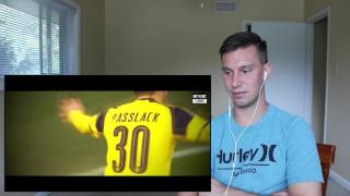 Christian Pulisic • The American Hope 2017  HD - Stop It Reactions