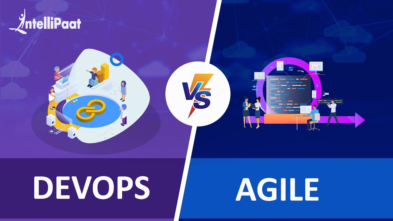 DevOps vs Agile | DevOps Tutorial For Beginners | Intellipaat