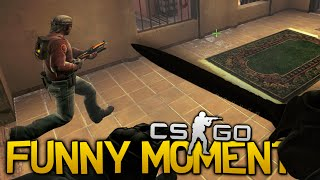 SNEAKY BEAKY LIKE! - CSGO Funny Moments and Fails