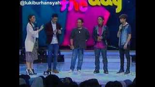 Video Irwansyah, Faank & Apoy Wali,  Harris J are Reciting The Holy Qur'an, 30-11-15 download MP3, 3GP, MP4, WEBM, AVI, FLV Agustus 2017