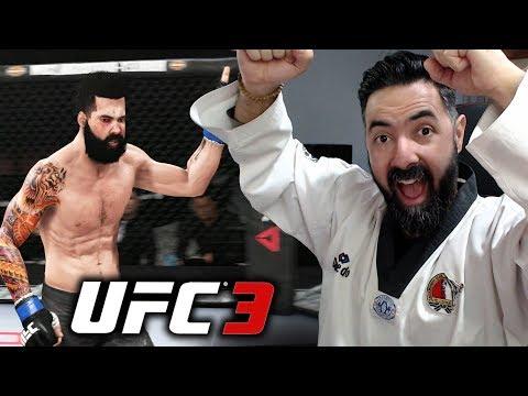 COMBATES ONLINE   EA Sports UFC 3 - LIVE
