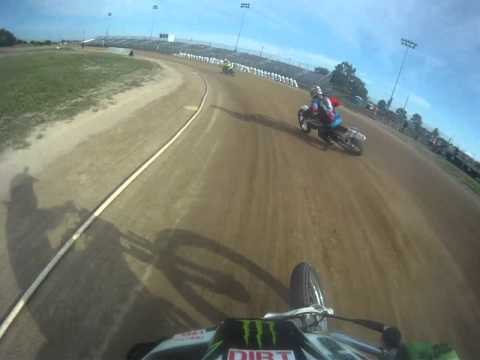 Mid America Speedway Close Call 8-1-15
