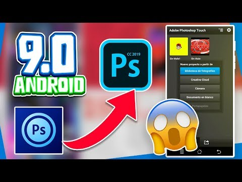 PS TOUCH PARA ANDROID 9.0 //Alexius Tv