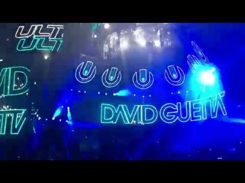 UMF 2015 David Guetta