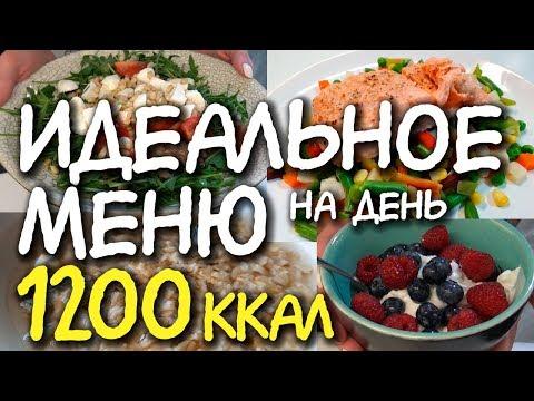 ПРИМЕР ПИТАНИЯ на 1200 ккал в день / Что есть в течение дня / МОТИВАЦИЯ НА ПОХУДЕНИЕ система питания