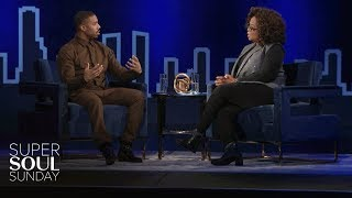 First Look: Oprah and Michael B. Jordan on SuperSoul Sunday | SuperSoul Sunday | OWN