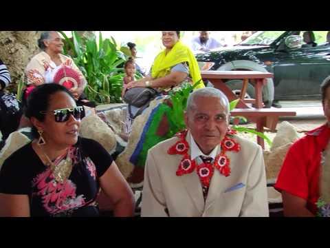 Rev. Viliami Latu Nikua - 81st Birthday Celebration