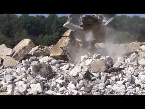 Force 450 Concrete Pulverizer