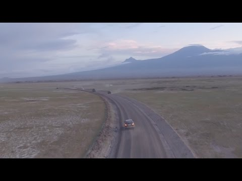 The Maina Kageni Roadtrip Tour - Amboseli National Park