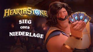 Sieg oder Niederlage   Animierter Hearthstone-Kurzfilm (DE)