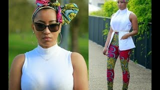 African dress styles of Nigerian Trendy dress fashion style women Pictures | Modern & Latest Gowns