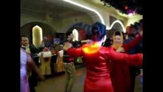 Kashgar Wedding Guests having fun