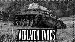 OUDE/VERLATEN TANKS GEVONDEN! #VAELTAX