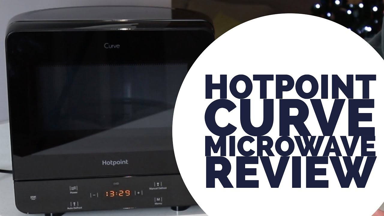 hotpoint curve microwave review henry reviews youtube. Black Bedroom Furniture Sets. Home Design Ideas