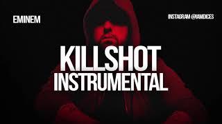 "Eminem ""Killshot"" Instrumental (MGK Diss) Prod. by Dices *FREE DL*"