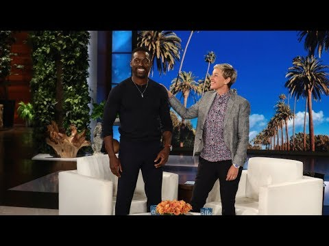 Sterling K. Brown Unexpectedly Drops In to Answer a Viewer Question