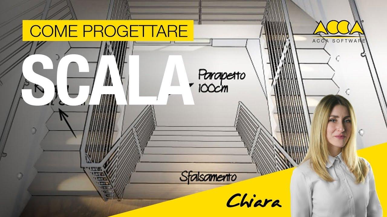 Alzata Massima Scala Interna come progettare una scala: criteri, norme ed esempi da