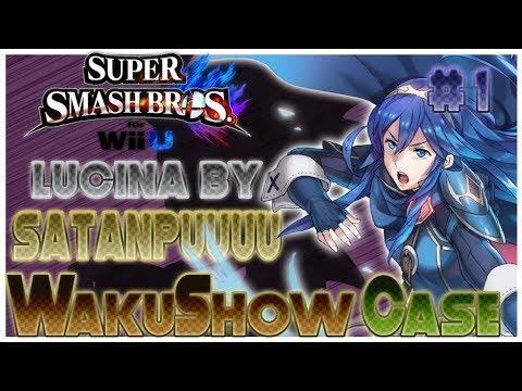 Smash 4 WakuShow Case ♯ 1 Lucina by Satanpuuuu