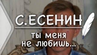 С.Есенин - Ты меня не любишь, не жалеешь (Стих и Я)