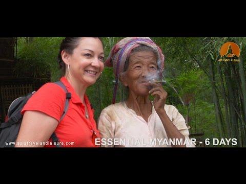 Essential Myanmar 6 days - Asia Travel & Leisure