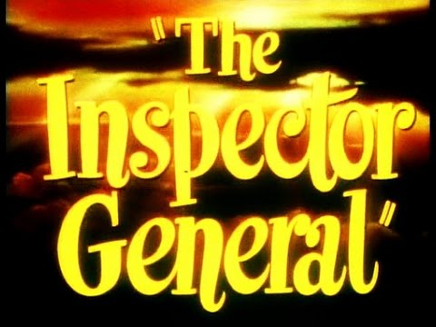 ▷ L' ispettore Generale ◆ Film completo Commedia ◈ Danny Kaye 1948 ▣ by ☠Hollywood Cinex™
