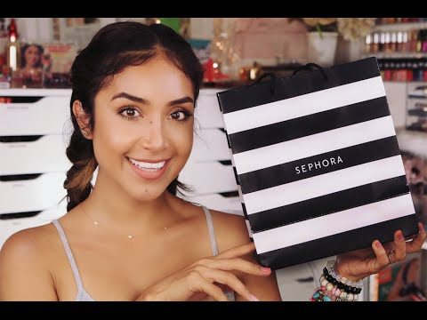 Sephora Makeup/Beauty HAUL | Dulce Candy