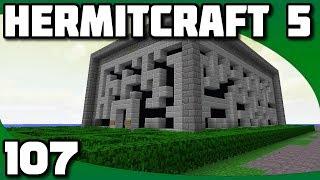Hermitcraft 5 - Ep. 107: Mumbo's Slabyrinth of Spoon