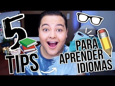 APRENDE IDIOMAS RÁPIDO - 5 TIPS QUE DEBES SABER!   Juan José Tejada