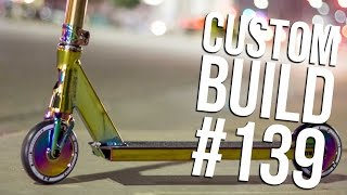 Custom Build #139 │ The Vault Pro Scooters