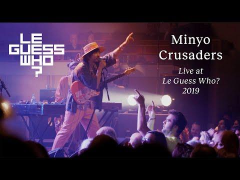 Minyo Crusaders Mamurogawa Ondo / Aizu Bandaisan Live At Le Guess Who? 2019