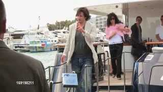 Keanu Reeves in Cannes, France. May 19, 2013