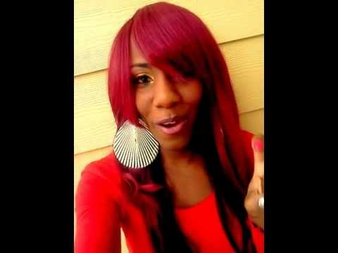 Rihanna Red Weave With A Twist Pt 2 Doovi