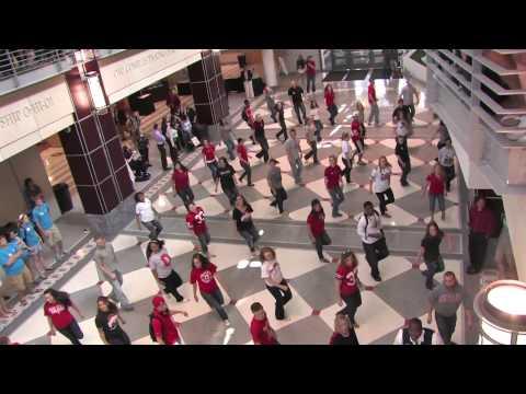 Flash Mob At The Ohio Union 5/3/2010 The Ohio State