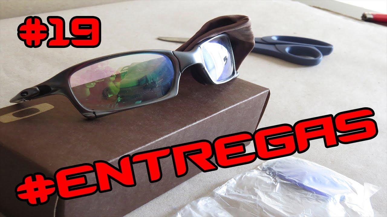 fa27557c4 ENTREGA #Óculos x squared lente clear - YouTube