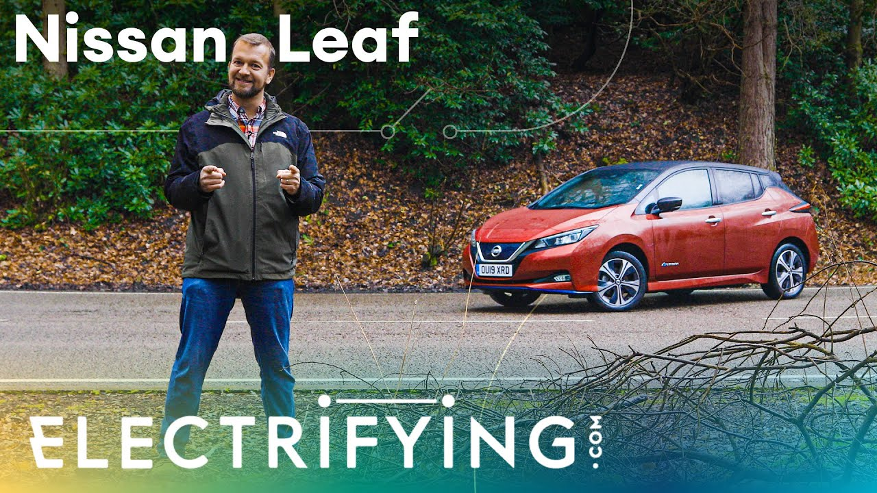 Nissan Leaf 2020: In-depth review with Tom Ford / Electrifying