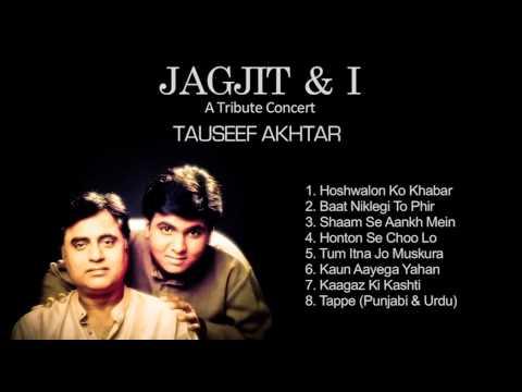 Jagjit & I | Tauseef Akhtar | Tribute Concert