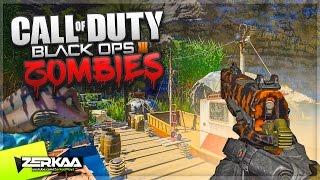 THE ZOMBIE SWAMP! (Black Ops 3 Custom Zombies)