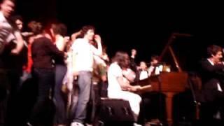 Andrew W.K. w/ Calder Quartet - Dance Party - Coolidge Theater 9/29/09