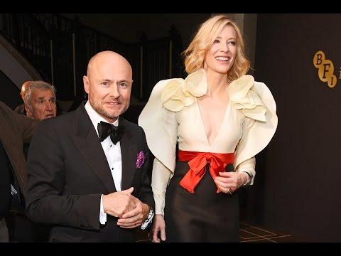 Georges Kern, Amanda Nevill, Cate Blanchett, Josh Berger at LFF: IWC Gala Dinner