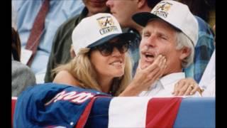 Lenny Dykstra on interactions w/ Jane Fonda at away games vs. Atlanta Braves