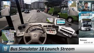 Bus Simulator 18: Countdown to Release