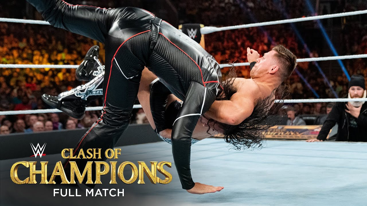 FULL MATCH - Shinsuke Nakamura vs. The Miz – Intercontinental Title Match: Clash of Champions 2019