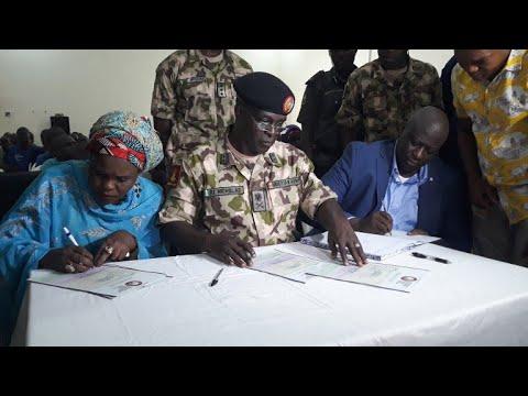 فقدان 20 جنديا نيجيريا بعد اشتباك مع بوكو حرام  - 00:22-2018 / 7 / 18