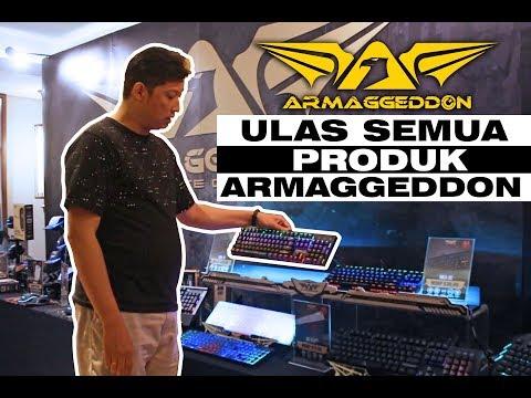 #52 Ulas semua produk ARMAGGEDDON Gaming