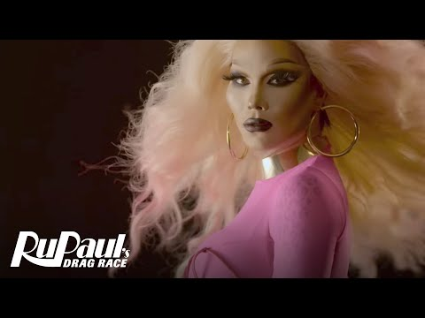 Behind the Scenes: Photoshoot | RuPaul's Drag Race Season 9 | Logo